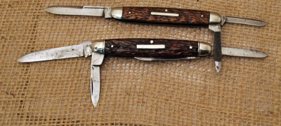 Vintage Empire Whittler and Boyle Equal End