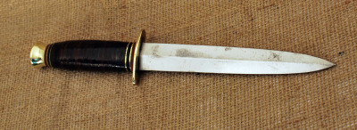 Sheffield Southern & Richardson combat dagger - 2